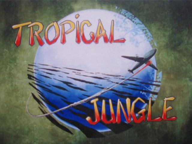 tropical jungle – locali